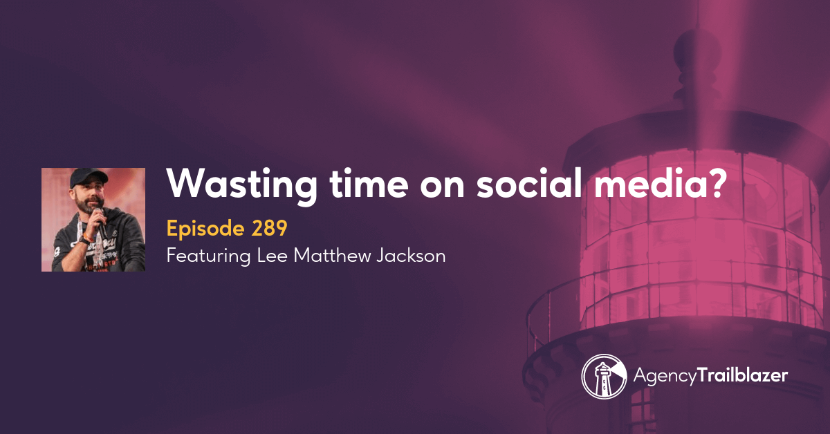 Wasting time on social media?